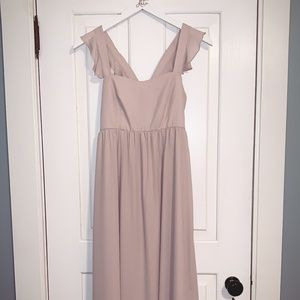 Show Me The Ring Bridesmaid Dress